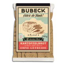 Bubeck Sneetjes Brood 210g