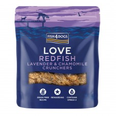 Fish4Dogs redfish crunchers 75g