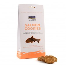 Fish4Dogs salmon cookies 75g