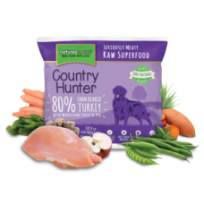 Natures Menu Country Hunter kalkoen 1kg