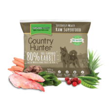 Natures Menu Country Hunter konijn 1kg