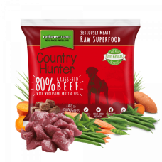 Natures Menu Country Hunter rund 1kg