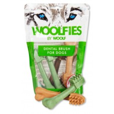 Woolfies dental brush medium 200g