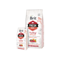 Brit Fresh Puppy Large Rund & Pompoen 12kg