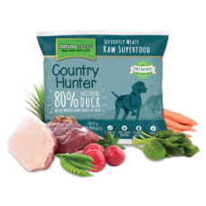 Natures Menu Country Hunter eend 1kg