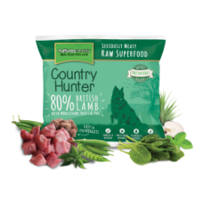 Natures Menu Country Hunter lam 1kg